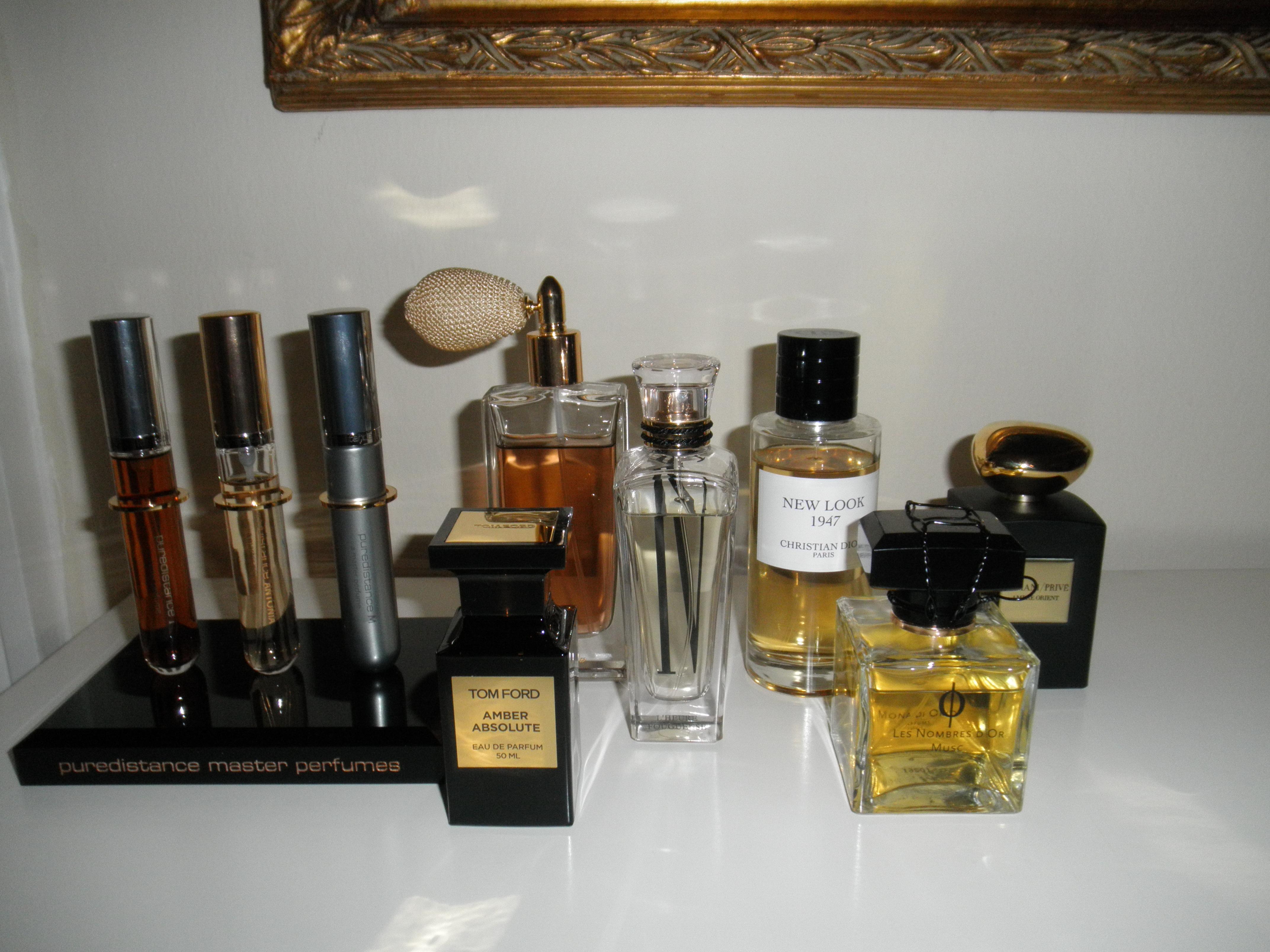 Dior Christmas Perfume Collection