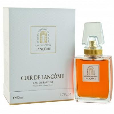 d1d020c85 Reclusive Beauty – Review: Lancôme, Cuir de Lancôme | Olfactoria's ...