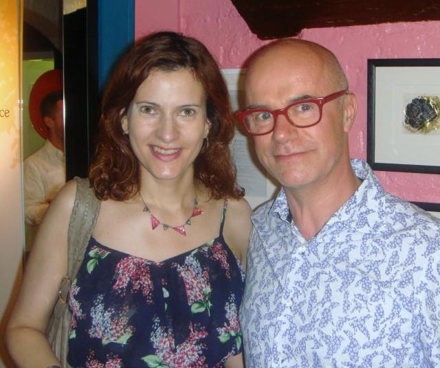 Tara and Bertrand