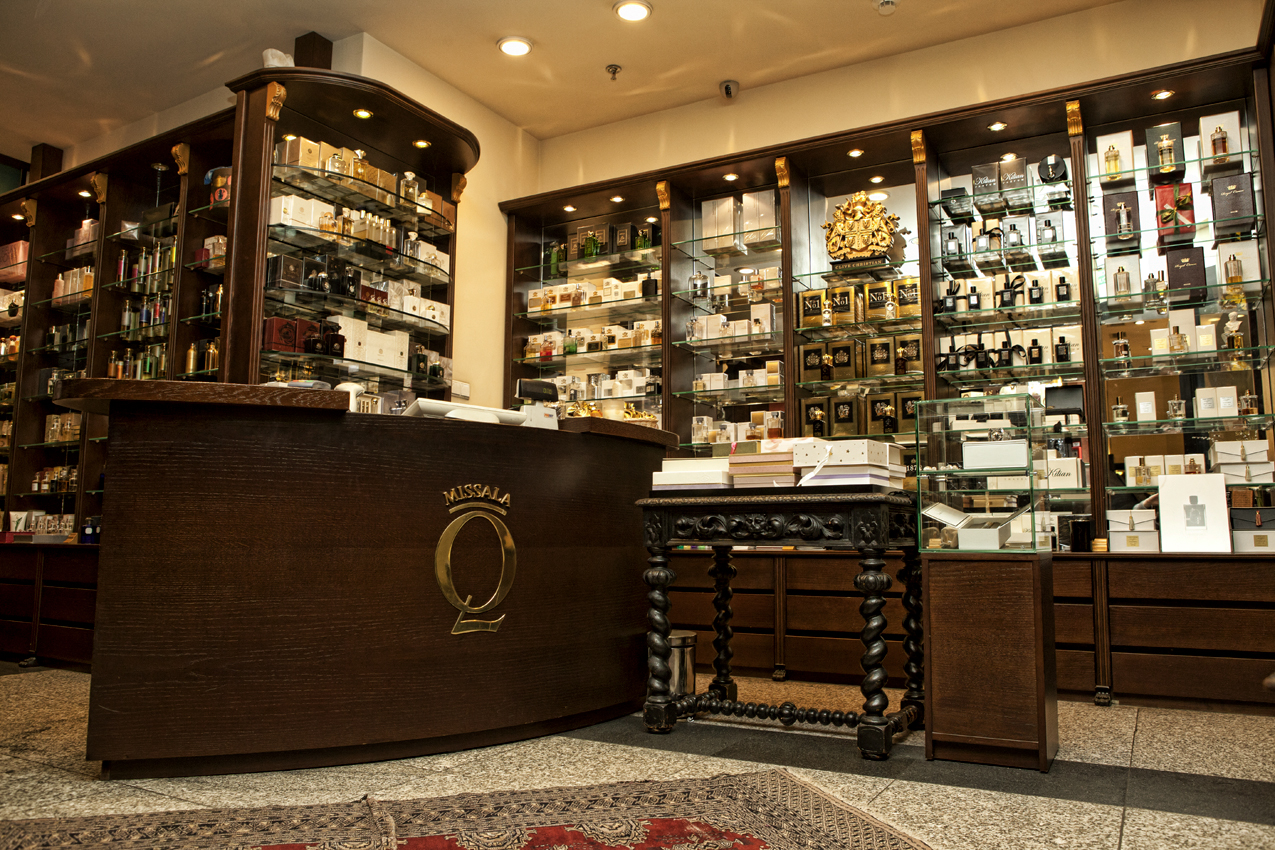 Home Design Stores Amsterdam Perfume Shopping Around The World The Poland Edition