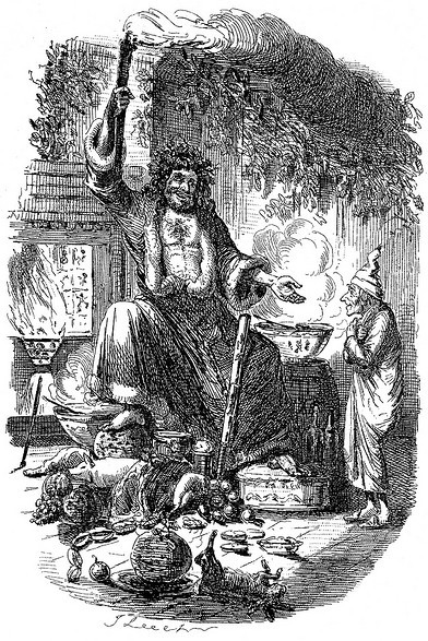 A Perfumed Christmas Carol – The Ghosts Of Christmas Past, Christmas Present And Christmas Yet ...