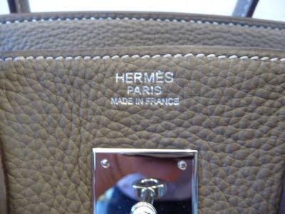 HERMES ETOUPE