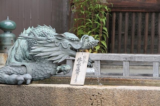 Kyoto Dragon photo