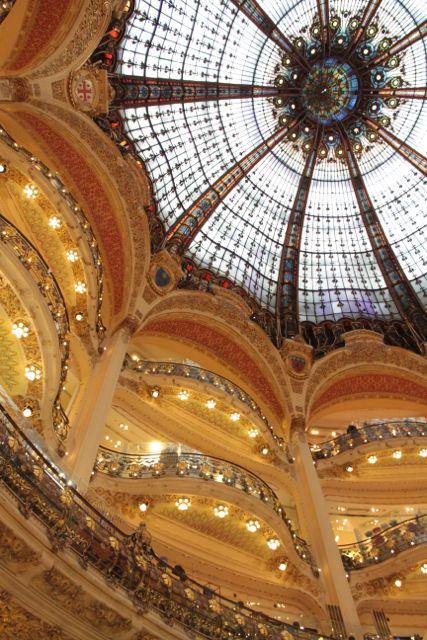 Galeries Lafayaette dome