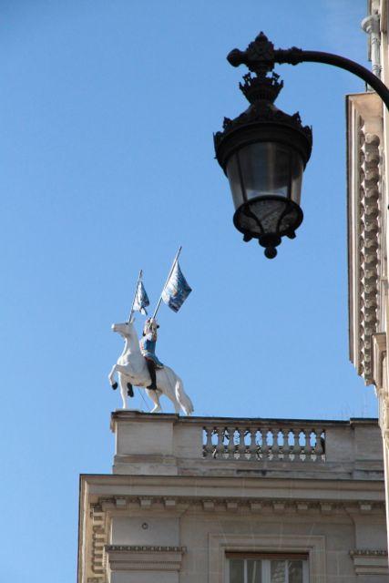 Hermes horseman lantern 2