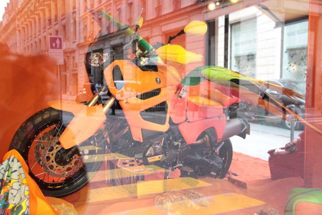 Hermes motorcycle