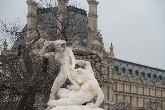 Statue Louvre