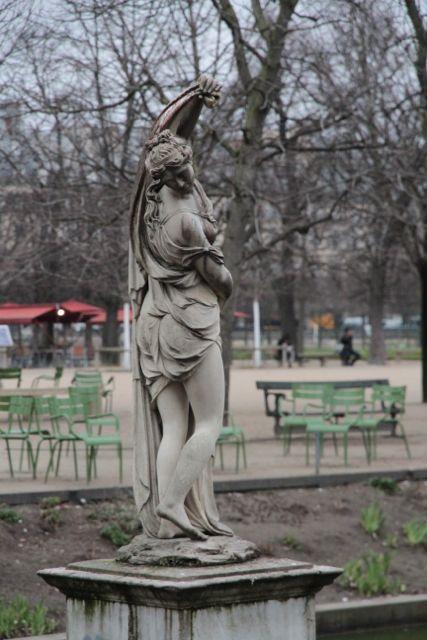 Statue Tuleries