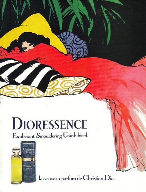 dioressence ad