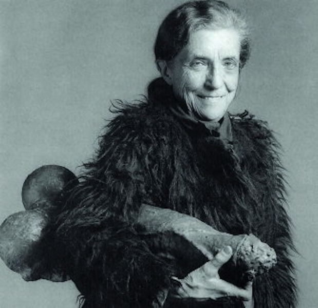 Louise Bourgeois by Richard Mapplethorpe