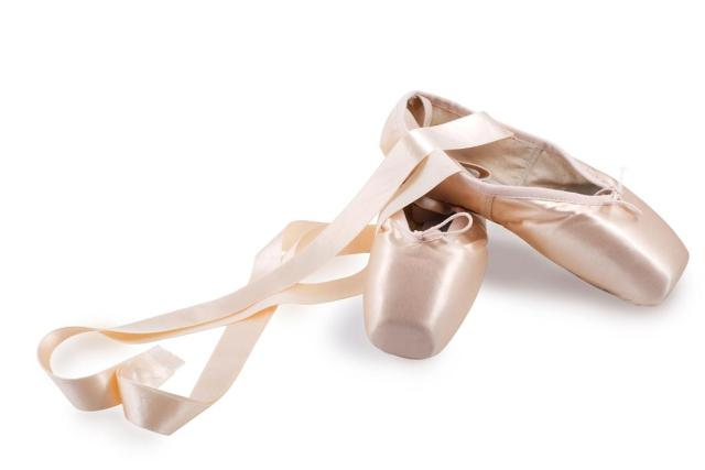 shoes ballet point