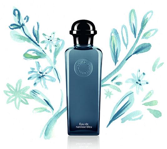 hermes eau narcisse bleue