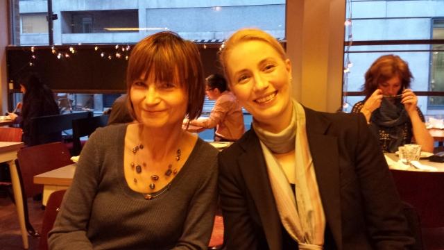 Olfactoria and Vanessa