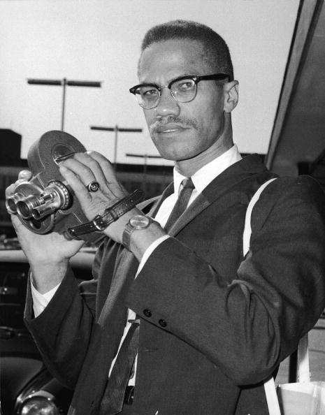 Malcolm X in London