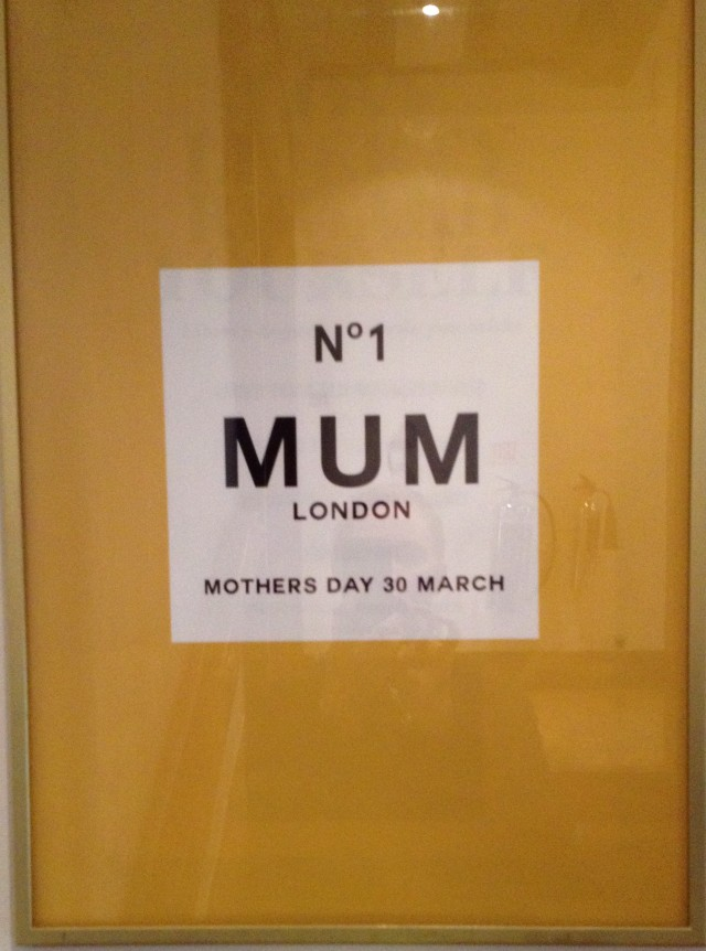 For both Mums and perfume lovers...