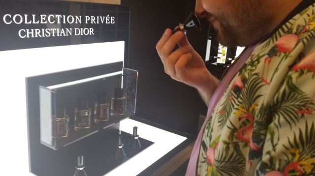 Les Elixirs de Dior and Le Jacket de Nick