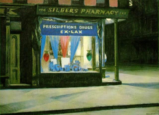 hopper-drug-store