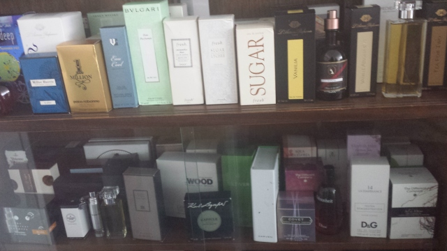 The Wall Of Scent