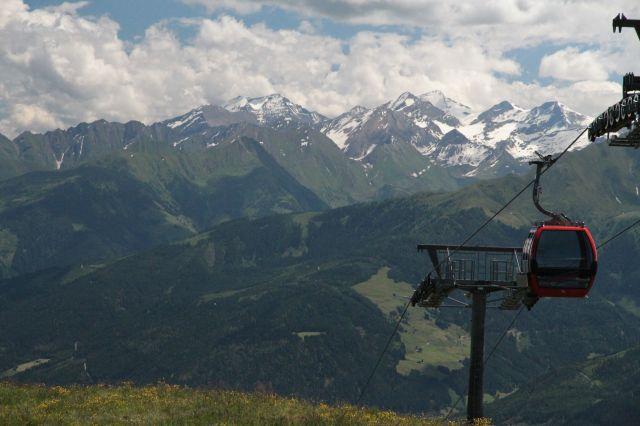 cable car mountain