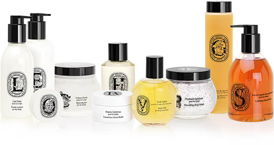 diptyque body care