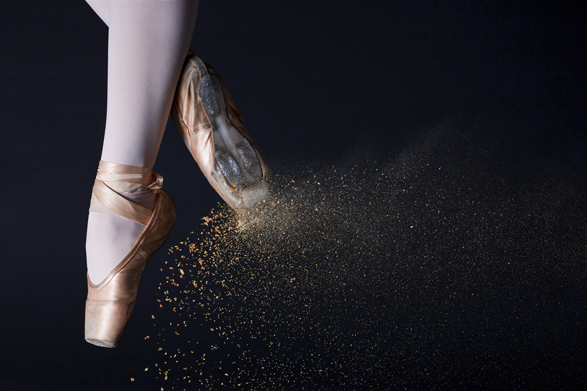 Nike Ballet Shoes Pointe