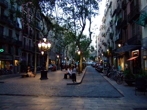 La-Ribera-El-Born-Barcelona