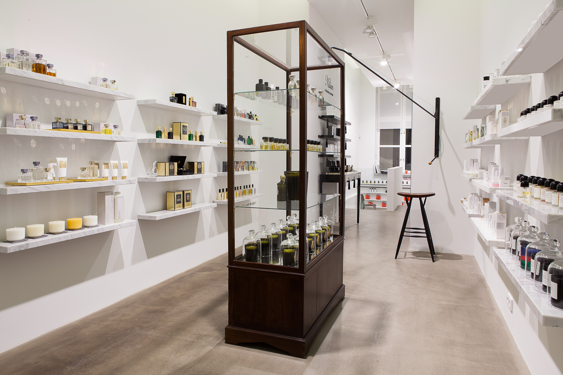 Boutique perfumery london