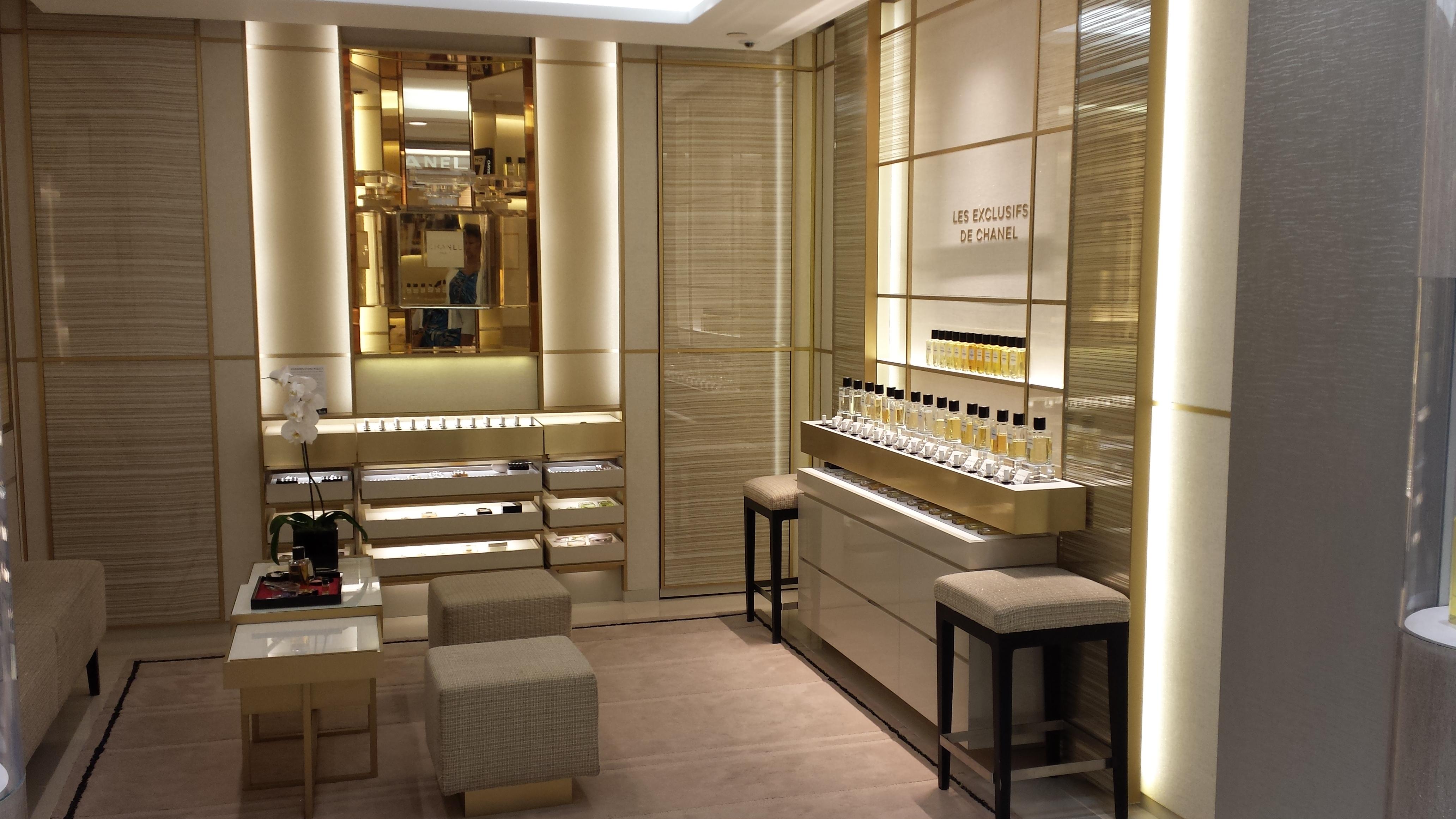 Chanel Misia And A Visit To The Harrods Salon De Parfums Plus A